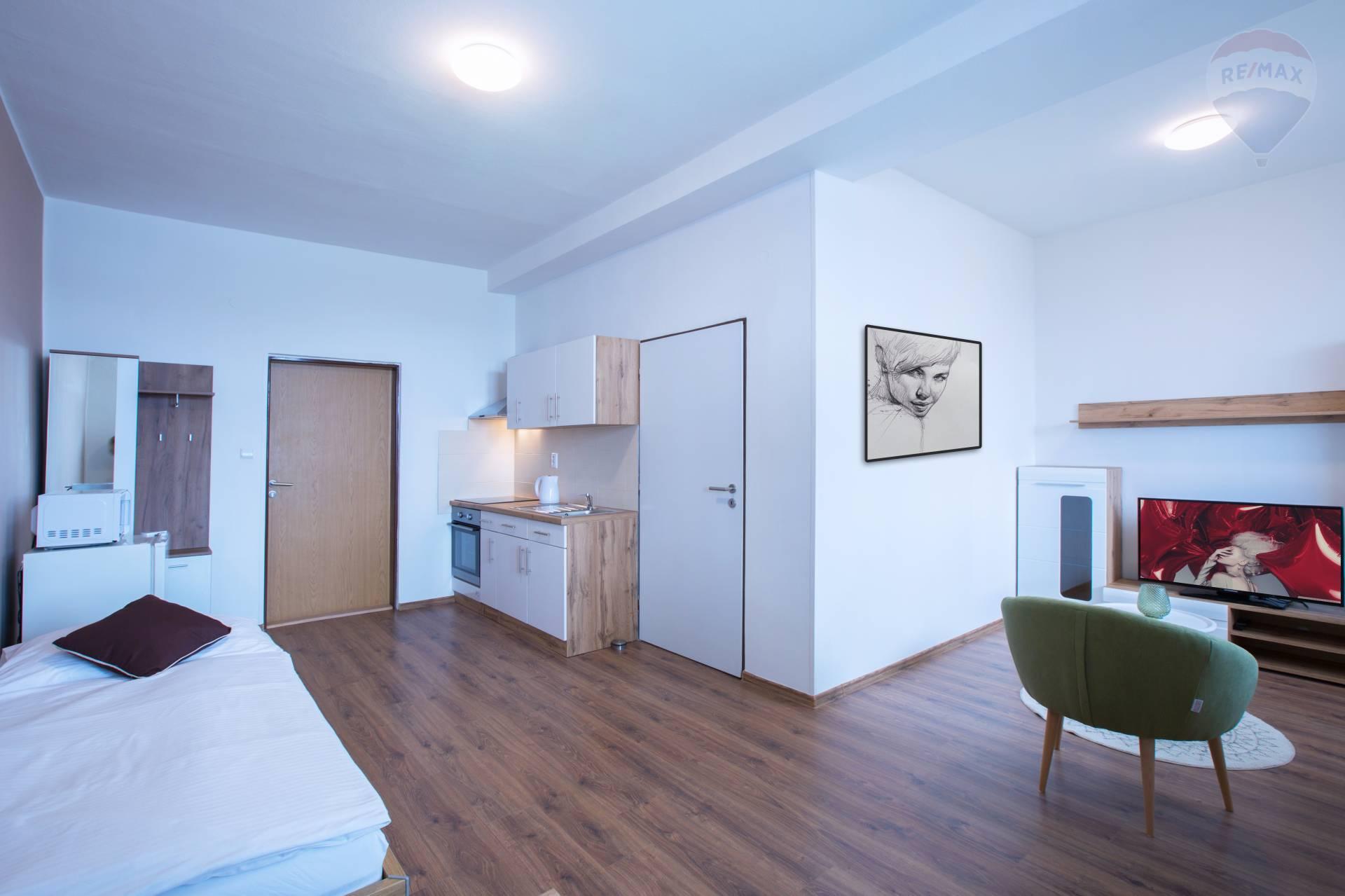prenájom 1 izbový byt Nitra, Akademická