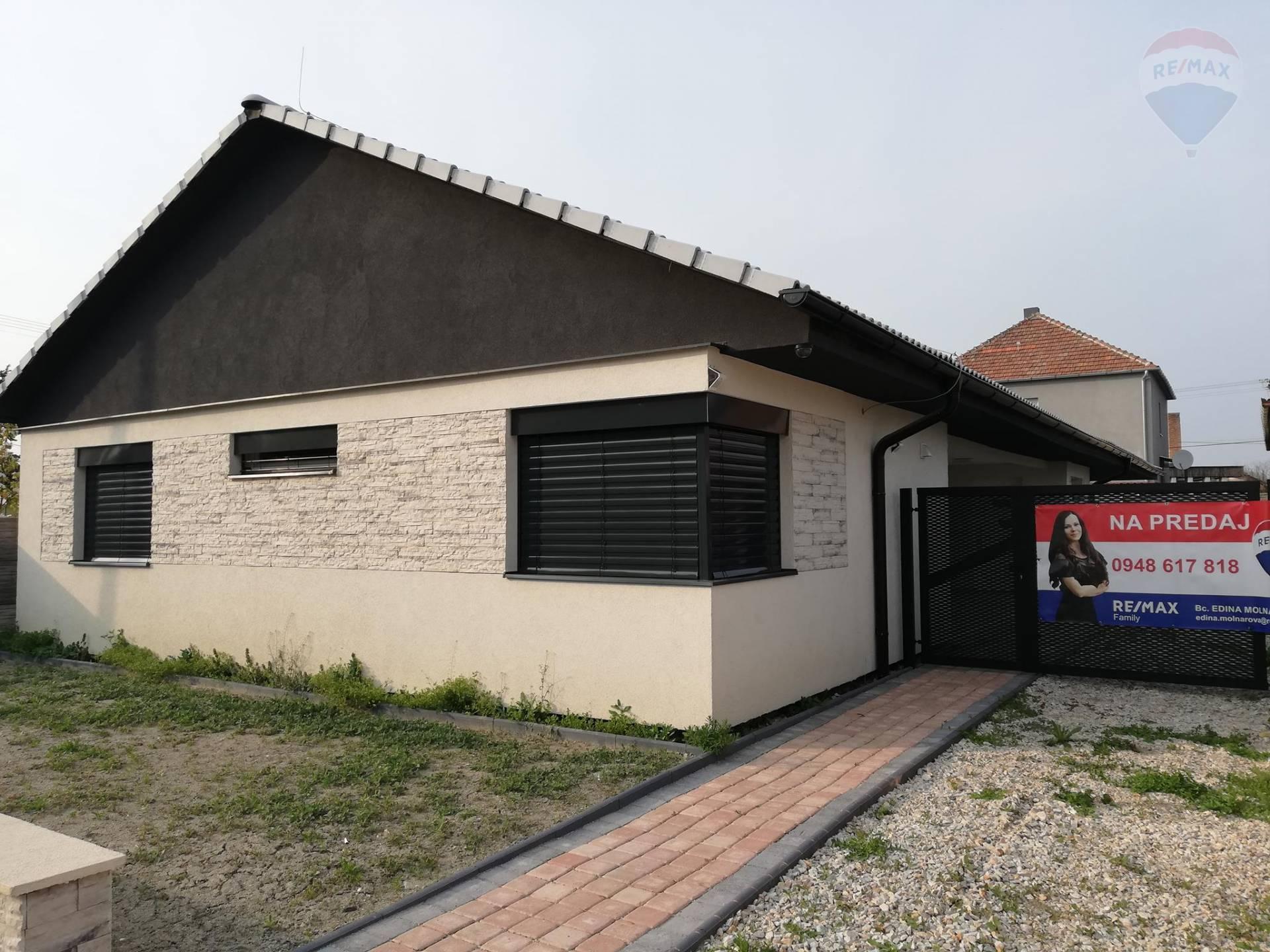 predaj rodinný dom Kolárovo