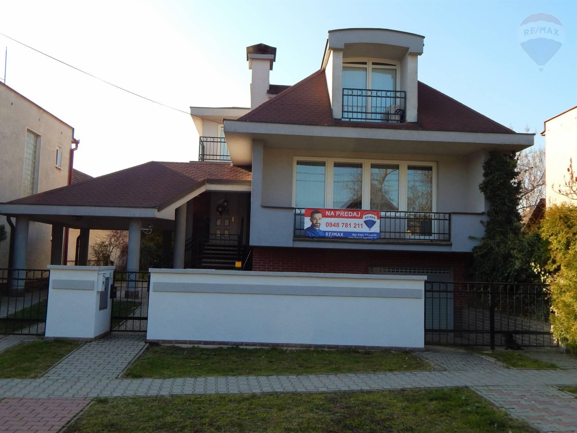 predaj rodinný dom Tehla