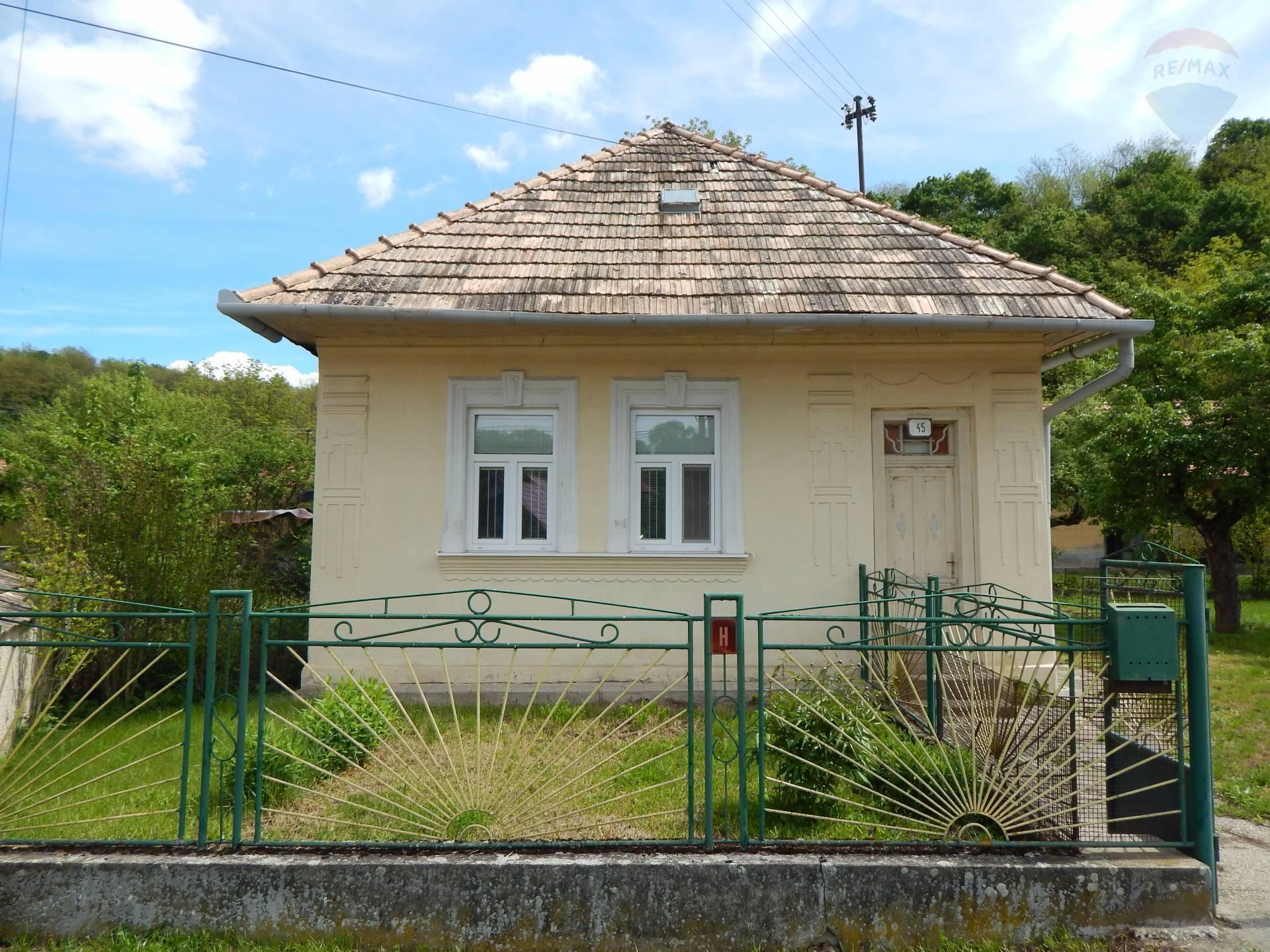 predaj rodinný dom Brhlovce
