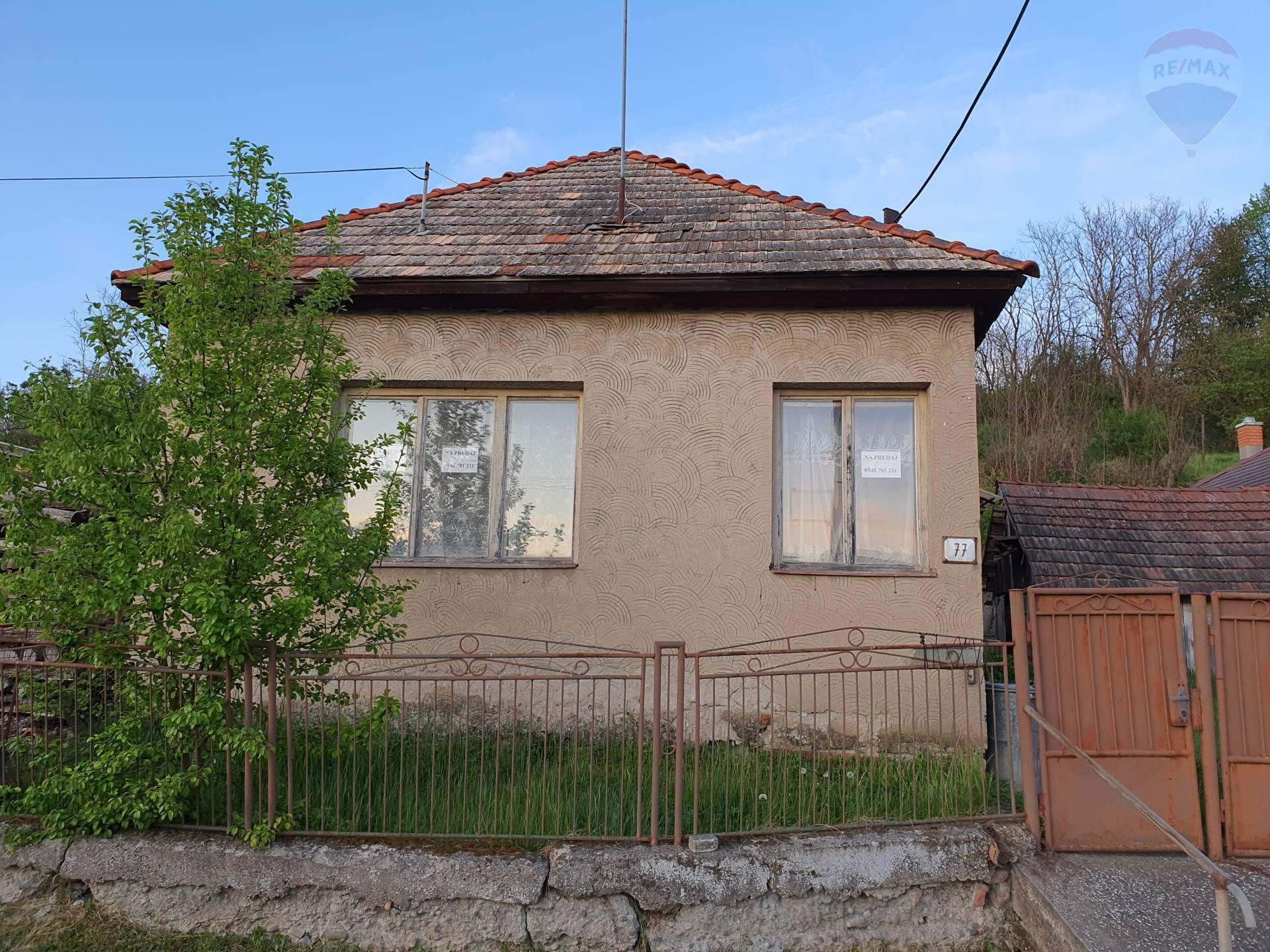 predaj rodinný dom Dolné Semerovce