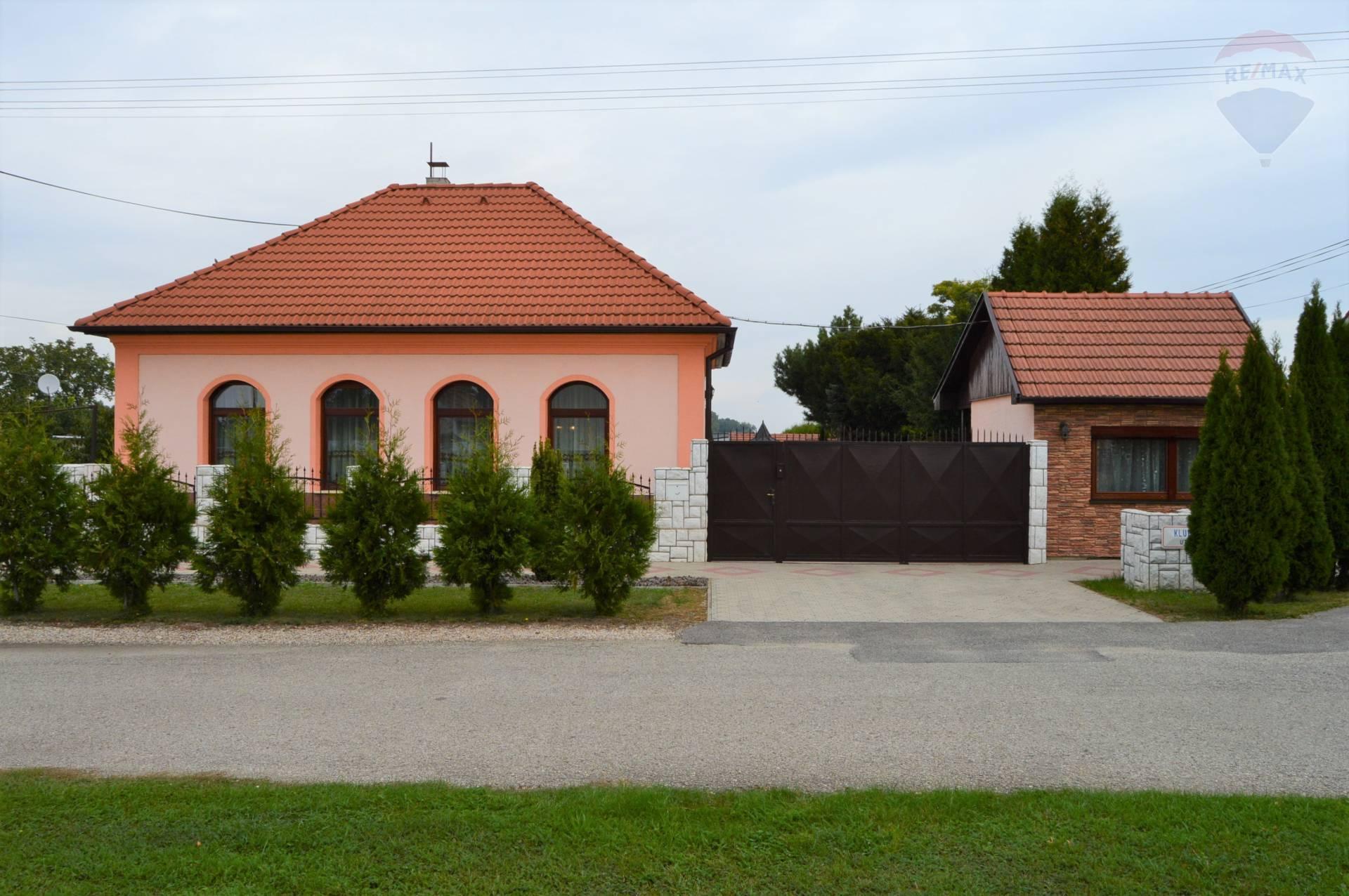 predaj rodinný dom Šurany, Klubová