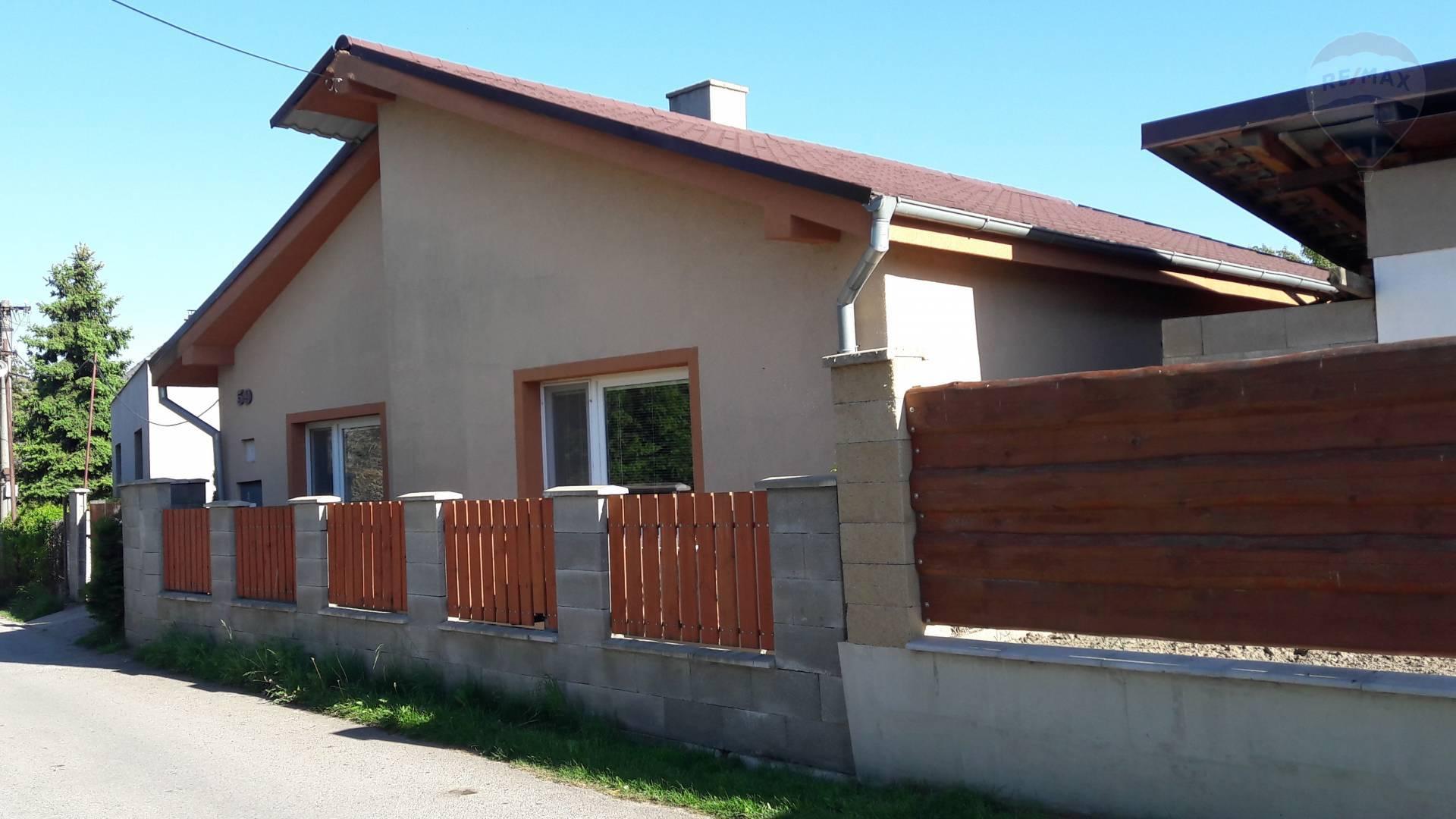 predaj rodinný dom Lužianky, Obežná