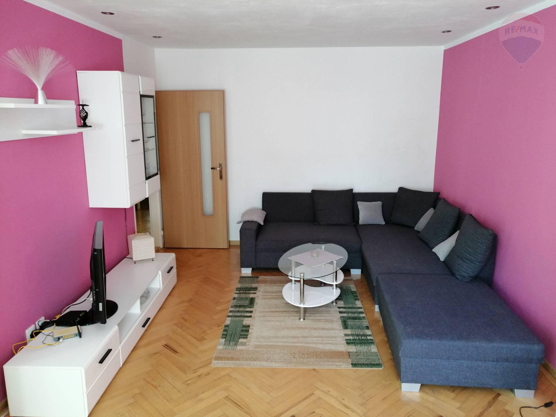 prenájom 2 izbový byt Nitra, Výstavná