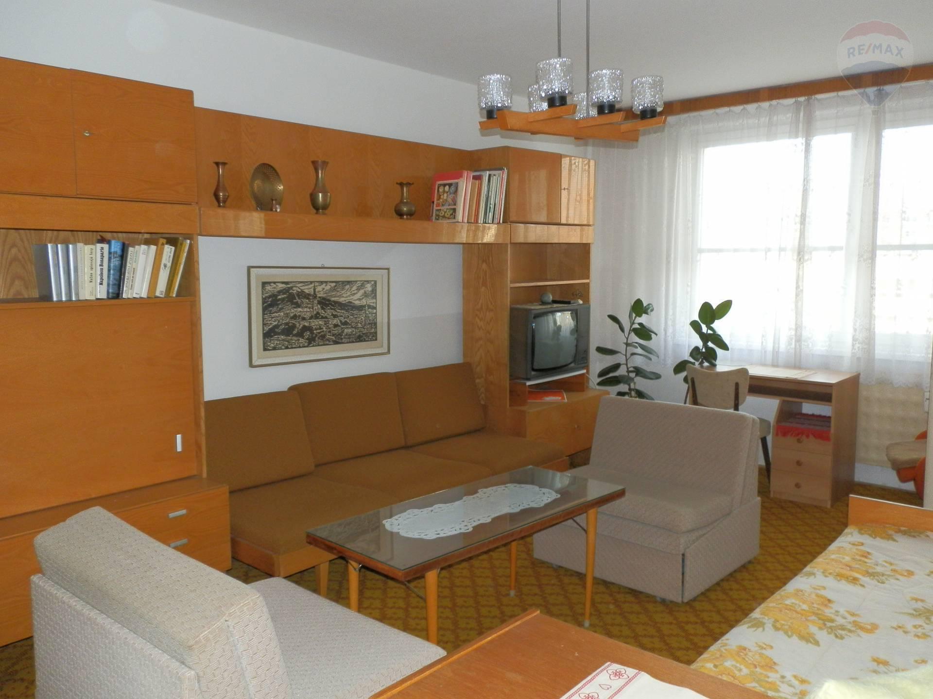 REZERVOVANÉ! Predaj 3 izbový byt, Nitra, Chrenová