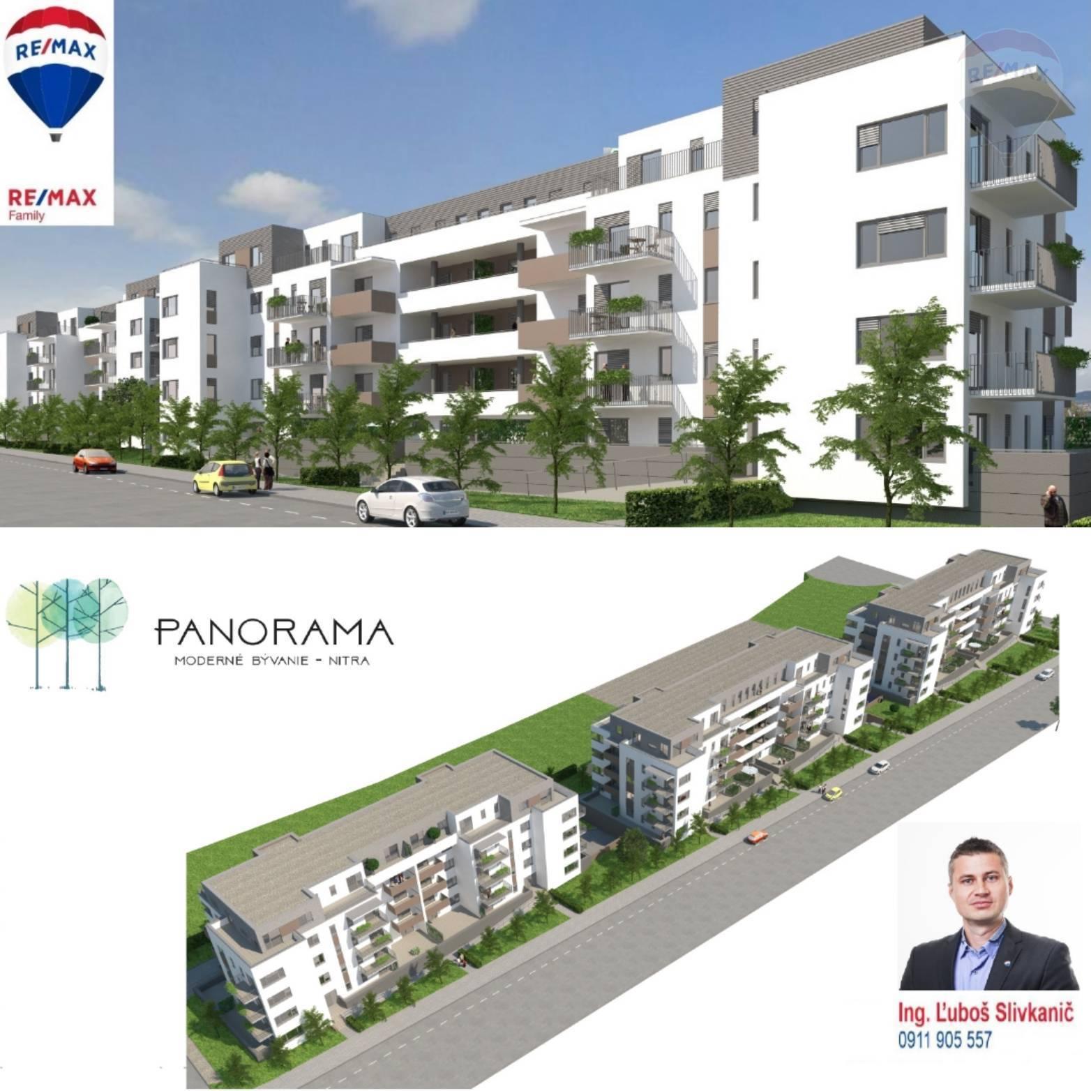 predaj 4 izbový byt Nitra, Kmeťkova
