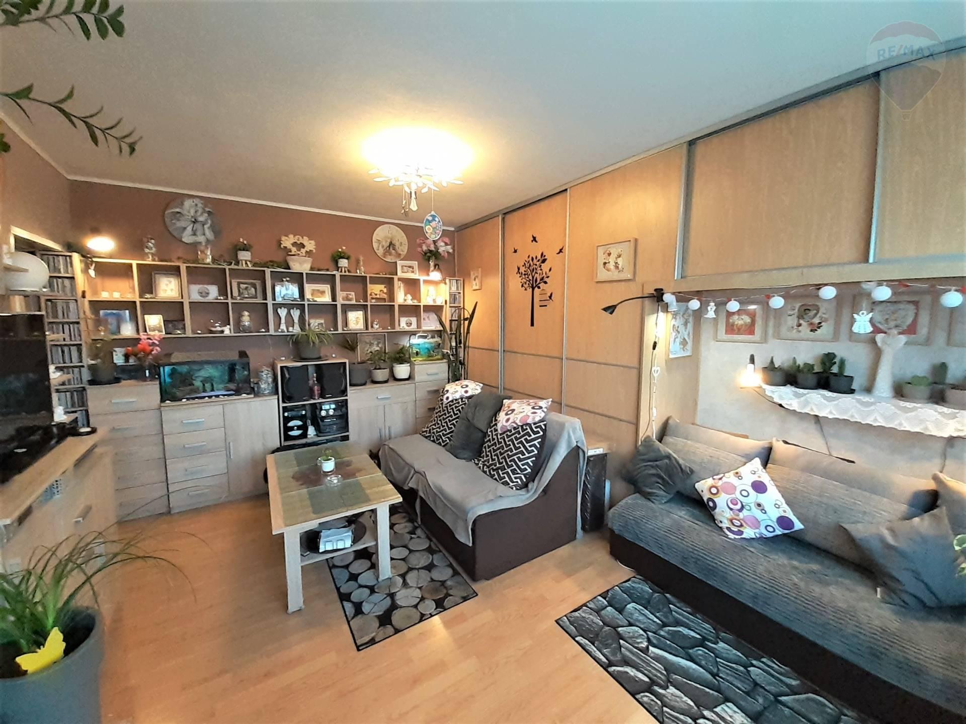 predaj 1 izbový byt Nitra, Na Hôrke