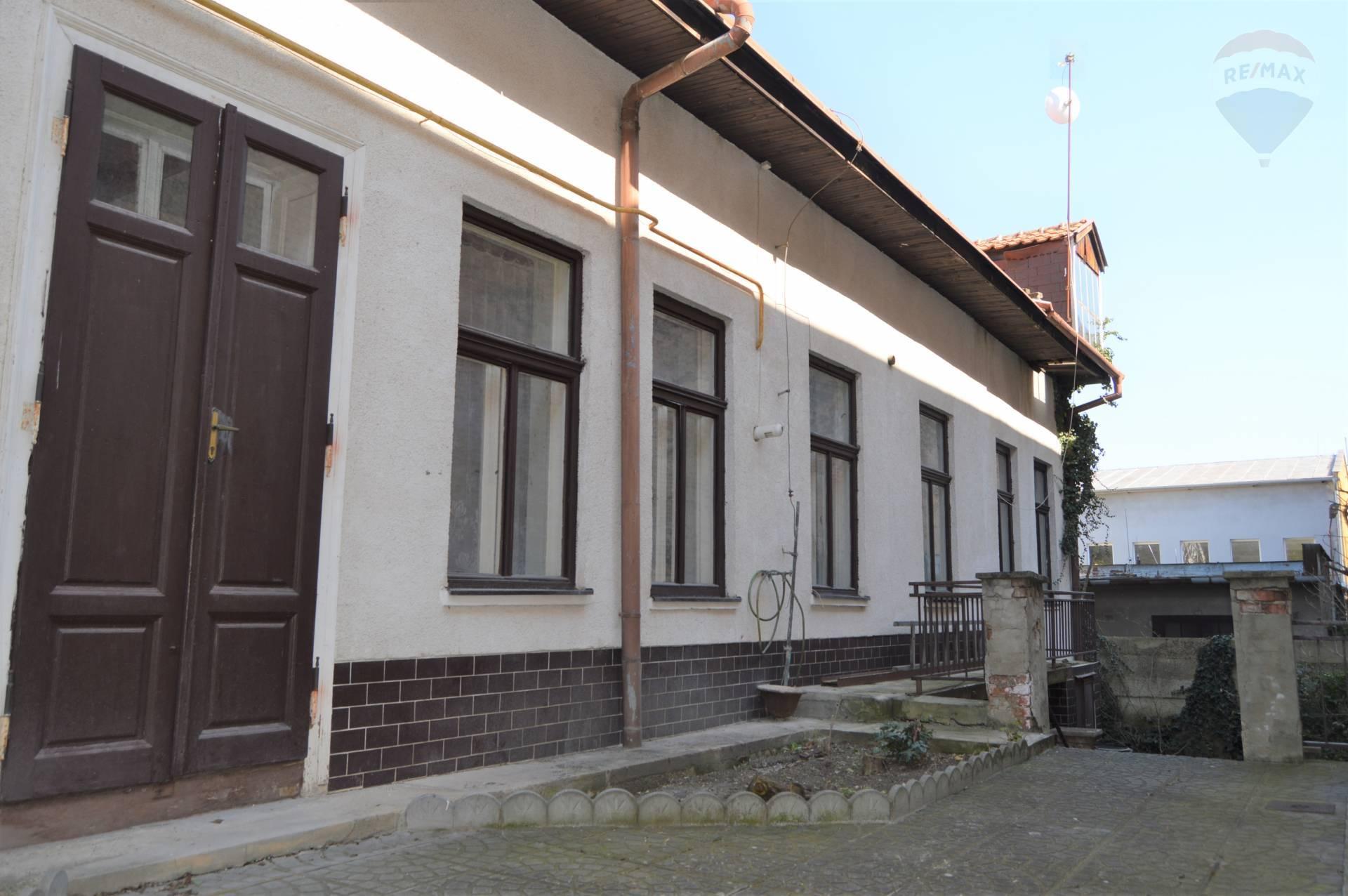 predaj obchodný priestor Nitra