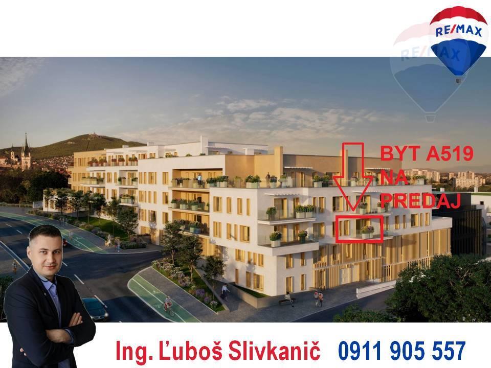 predaj 2 izbový byt Nitra, Štefánikova trieda